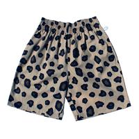 COOKMAN - Chef Short Pants 「Big Leopard」