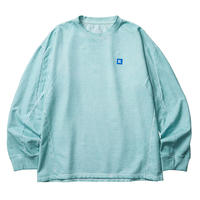 LIBERAIDERS - 3D SEAM CREWNECK (MINT)