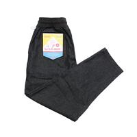 COOKMAN - Chef Pants 「デニム」ブラック
