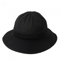 THE H.W. DOG & CO.  - FATIGUE HAT (BLACK)