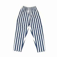 COOKMAN - Chef Pants 「ワイドストライプ」