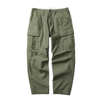 LIBERAIDERS - 6 POCKET ARMY PANTS (オリーブ)