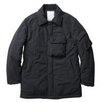 LIBERAIDERS - PEAK COAT (BLACK)