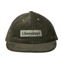LIBERAIDERS - CORDUROY CAP (4色)