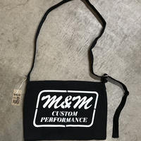 M&M - CAMPUS SHOULDER BAG