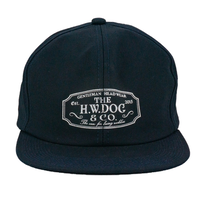 THE H.W. DOG & CO.  - TRUCKER キャップ (ネイビー)