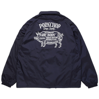 PORKCHOP - PORK BACK COACH JKT/NAVY