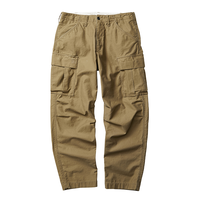 LIBERAIDERS - 6 POCKET ARMY PANTS (ベージュ)