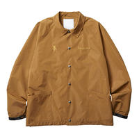 LIBERAIDERS - QUADRIGA COACH JACKET (コヨーテ)