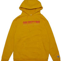 SURF SKATE CAMP - BAD GAL HOODIE (Gold)