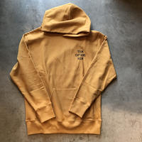 CAPTAINS HELM - CALIFORNIA HOODIE (MUSTARD)