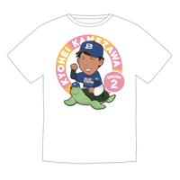 【亀澤恭平】亀Tシャツ ※期間限定