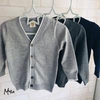 即納🇰🇷【90〜120cm】V-neck cardigan