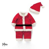 12月上旬お届け予定🇺🇸【80-120cm】Santa Set