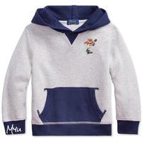 受注発注【95〜170cm】Polo Ralph Lauren Knit hoodie