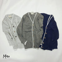 SALE 【90,100cm】V-neck Cardigan Vネックカーディガン