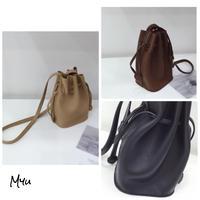 受注発注🇰🇷【LADIES】Small Shoulder Bag スモールショルダーバッグ
