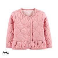 受注発注【50〜90cm】carter's Peplum hem jacket