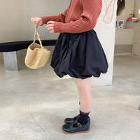 【80-150cm】SKIRT バルーン ミニスカート