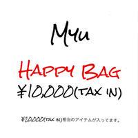 予約販売【BABY/KIDS】Myu Happy Bag ¥20,000円相当