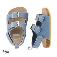 受注発注【9〜13cm】carter's  Cork sandal baby shose