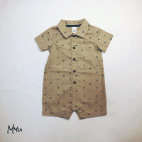 SALE 即納🇺🇸【18M(85cm)】carter's Baby Rompers カーターズ ベビーロンパース