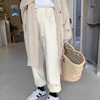 【80-150cm】JEANS ストレートジーンズ
