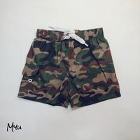 SALE 即納🇺🇸【80-90cm】Army Short Pants 迷彩柄ショートパンツ