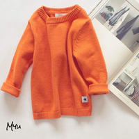 【100〜130cm】Star knit
