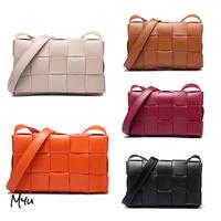 【LADIES】 Braided Shoulder Bag 編み込みショルダーバッグ