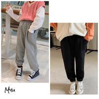 【80-150cm】Center Line Sweatpants センターライン スエットパンツ
