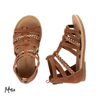 受注発注【14〜17cm】carter's Gladiator sandal