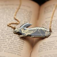 *Rabbit2WAYネックレス