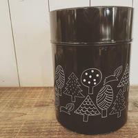 松尾ミユキ コーヒー缶L  リス
