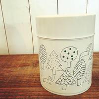 松尾ミユキ コーヒー缶M リス