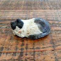 箸置き ハチワレ猫
