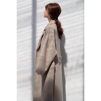 Standard Wool Coat_greige