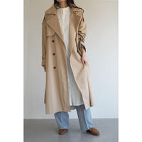 Oversized Trench coat_Beige