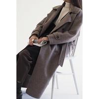Classic Handmade Coat_brown