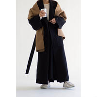 Standard Wool Coat_black
