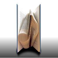 【動画講座】本をアートに!ブックフォールディング講座 「Musical Note」