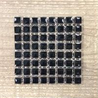 【タイル】マイクロサラ 11 黒