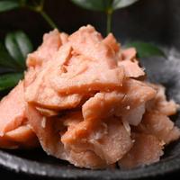 【海の幸・伝統惣菜】紅鮭ほぐし 70ℊ【66】