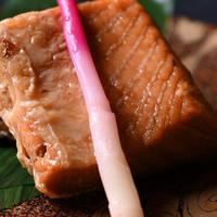 【海の幸・伝統惣菜】鮭の焼漬(3切)【64】