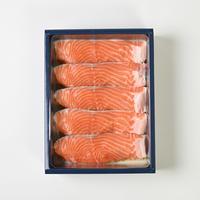 鮭の味噌漬 5切【201】