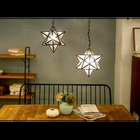 ディクラッセ エトワール  ペンダントランプ クリア/フロスト(LED電球付属)