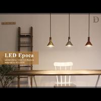 ディクラッセ LED エポカ ペンダントライプ ブロンズ/ゴールド/シルバー