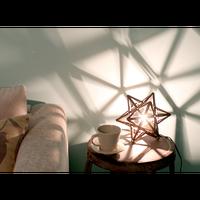 ディクラッセ エトワール スモール テーブルランプ(LED電球付属)