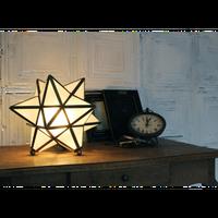 ディクラッセ エトワール  テーブルランプ クリア/フロスト(LED電球付属)