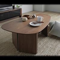 モリタインテリア ロペ リビングテーブル  ~カタチ・カラー選べるテーブル~